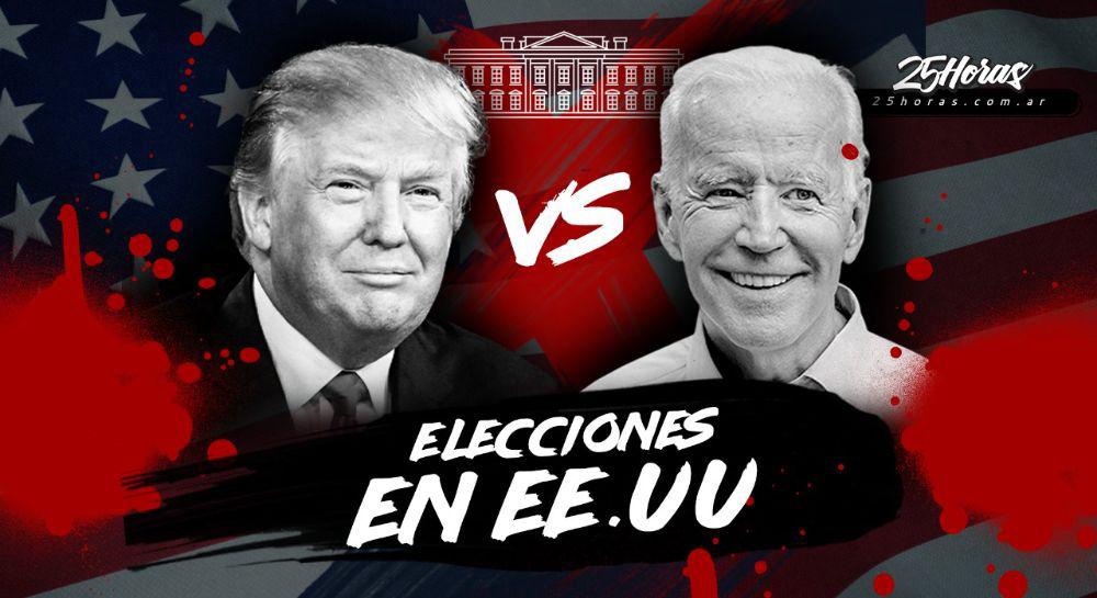 🌎 #MapaPolítico | ¿Cómo se vota en EEUU?