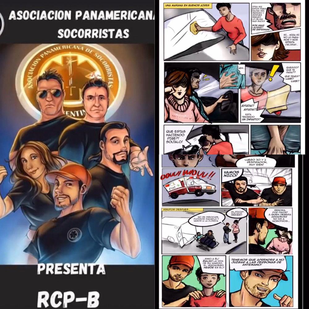 Algunos de nuestros cómics