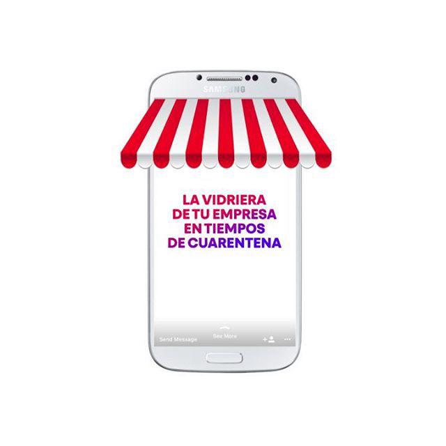 La vidriera Online de tu empresa