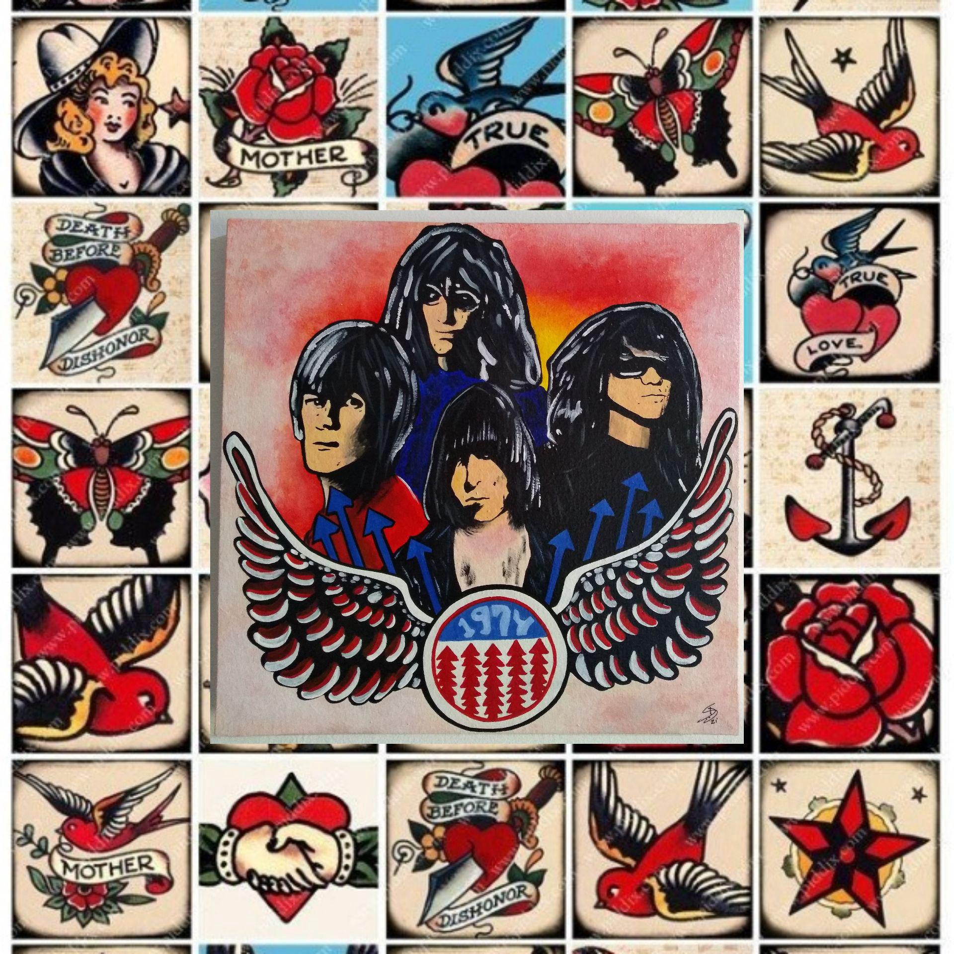 Ramones 🖤