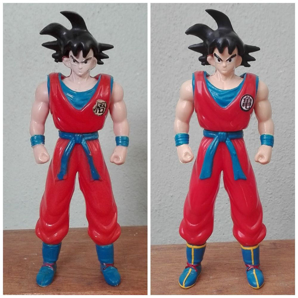 Restauración Goku Vol. 1 Super Battle Collection Bootleg