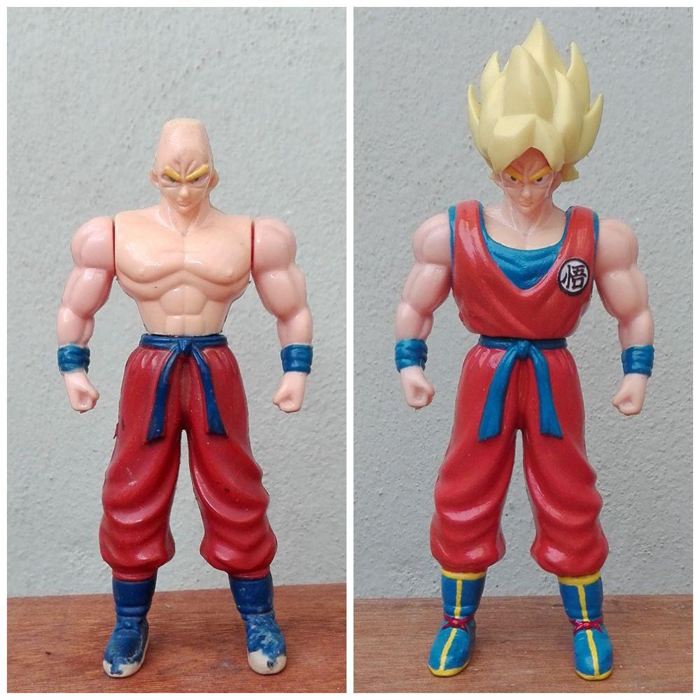 Restauración Goku Super Saiyan Vol. 2 Super Battle Collection Bootleg