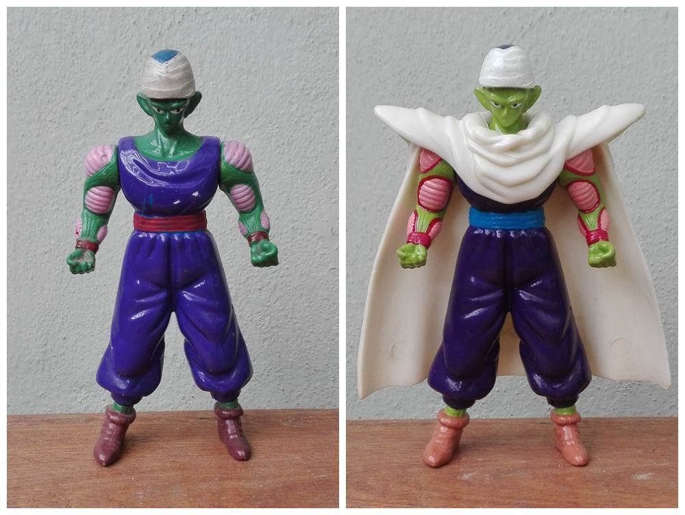 Restauración Piccolo Vol. 3 Super Battle Collection Bootleg