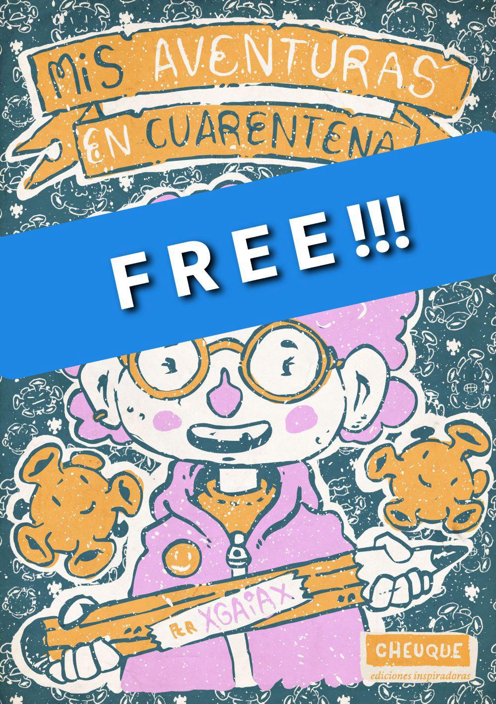 AVENTURAS EN CUARENTENA FREE